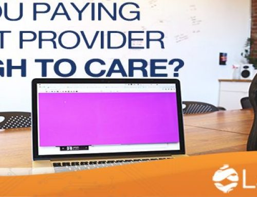 Are You Paying Your IT Provider Enough to Care?