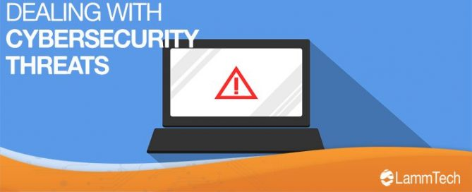 Dealing with cybersecurity threats