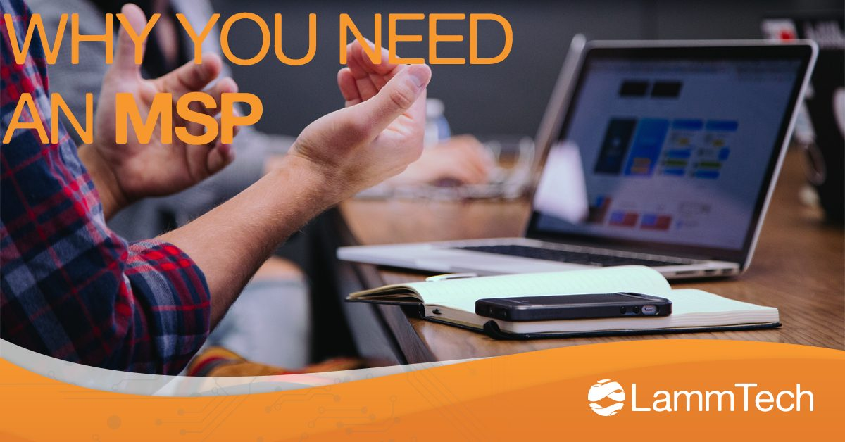 Why you need an MSP