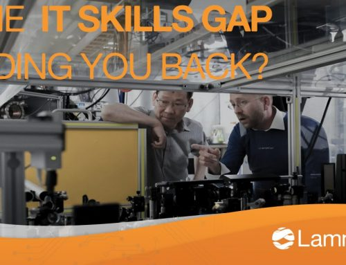 How an Outdated IT System Can Be Holding Back Productivity in Manufacturing