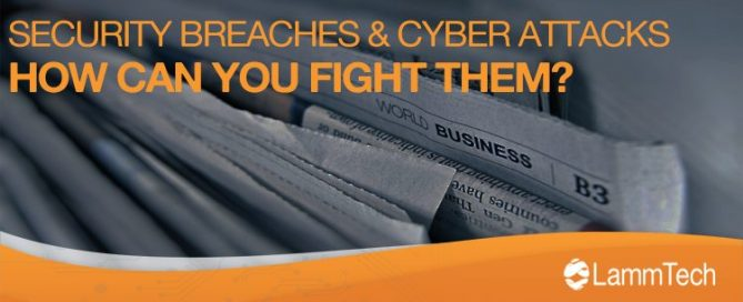 security breaches and cyber attacks