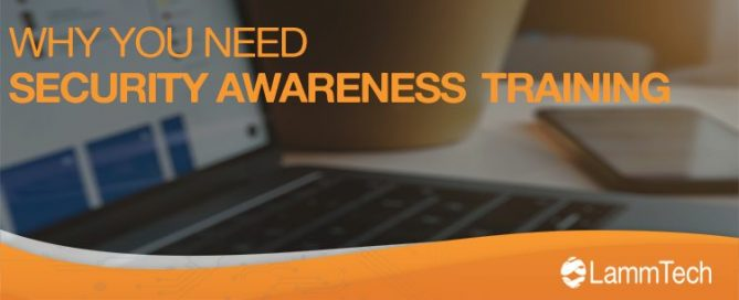 Why you need security awareness training
