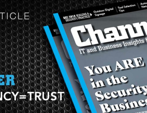 LammTech's Robert Lamm featured in ChannelPro magazine