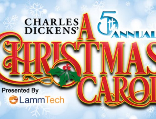Arrow Rock Lyceum Theater's 5th Annual Christmas Carol Presented by LammTech