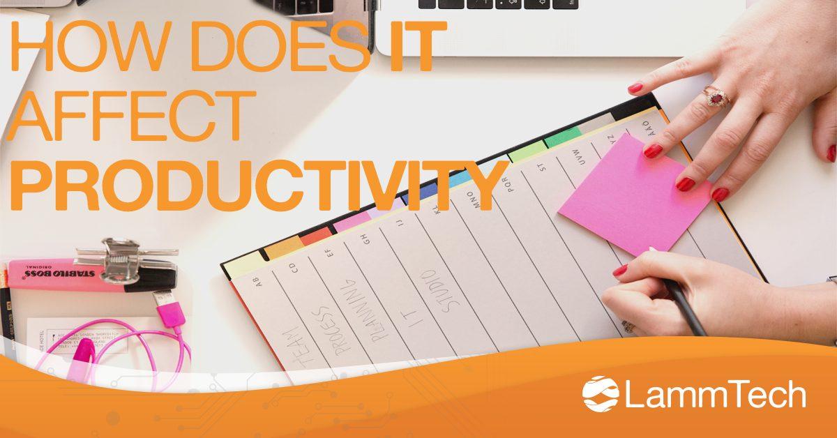 Legacy IT Holding Back Productivity