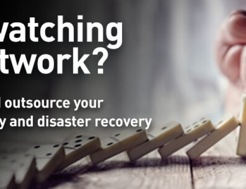 Who's Watching Your Network – Part 3 Data Backup & Business Continuity