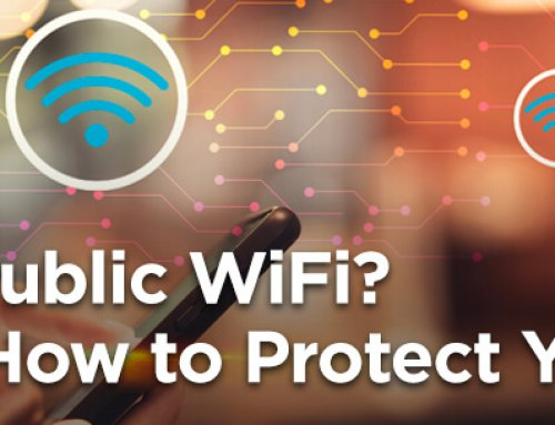 Using Public WiFi? Here's How to Protect Yourself – Update
